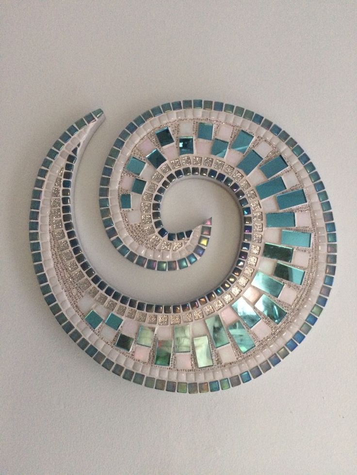 Beautiful mosaic - perfect for my bedroom!