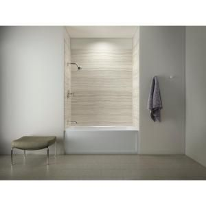 Glacier Bay Stancliff 30.5 in. W x 18.75 in. D Vanity in Elm Ember with Cultured Marble Vanity Top in White with White Basin-ST30P2COM-EE - The Home Depot