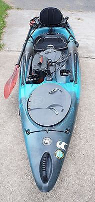 Used Fishing Kayaks for Sale
