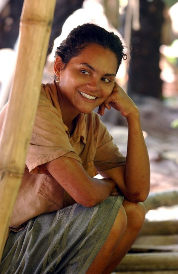 Sandra Diaz-Twine   Sole Survivor of Survivor: Pearl Islands & Survivor: Heroes vs. Villains   Only contestant to every play and win both times she played