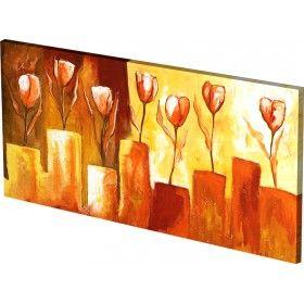 Πίνακας ζωγραφικής με τελάρο - H34