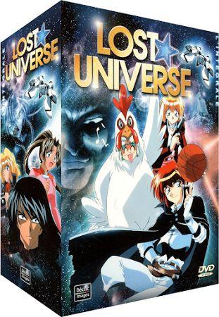 Lost Universe: Serie Completa (1998) DVDRip Dual Español Latino-Japonés - IntercambiosVirtuales