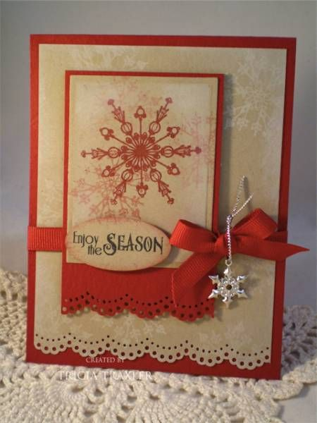 Enjoy the Season by T. Joy - Cards and Paper Crafts at Splitcoaststampers