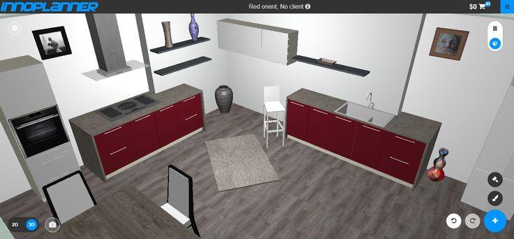 Hacker kitchen layout