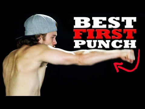 The Best First Punch To Throw in a Street Fight | Shane Fazen | fighttips.com #streetfight #selfdefence