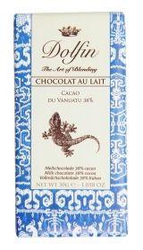 Dolfin 30g Voyage. Ciocolata cu lapte, cacao 38% Vanuatu