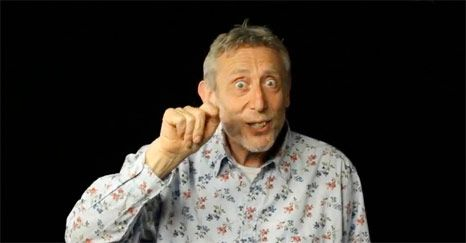 """"""" diversity is a slightly different matter, it is about the 'normality of difference'."""" http://michaelrosenblog.blogspot.co.uk/ Michael Rosen's videos - lots of fabulous performances of his funny poetry and stories"""