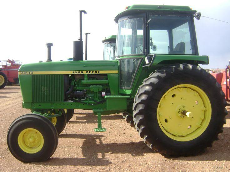 john deere tractors   Tractor John Deere 4230 $18,000 Dlls. (rebpf18100)