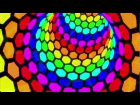 "Trippy Visual ""Rainbow Candy"" -Twisted LSD- Taste [HD] - YouTube"