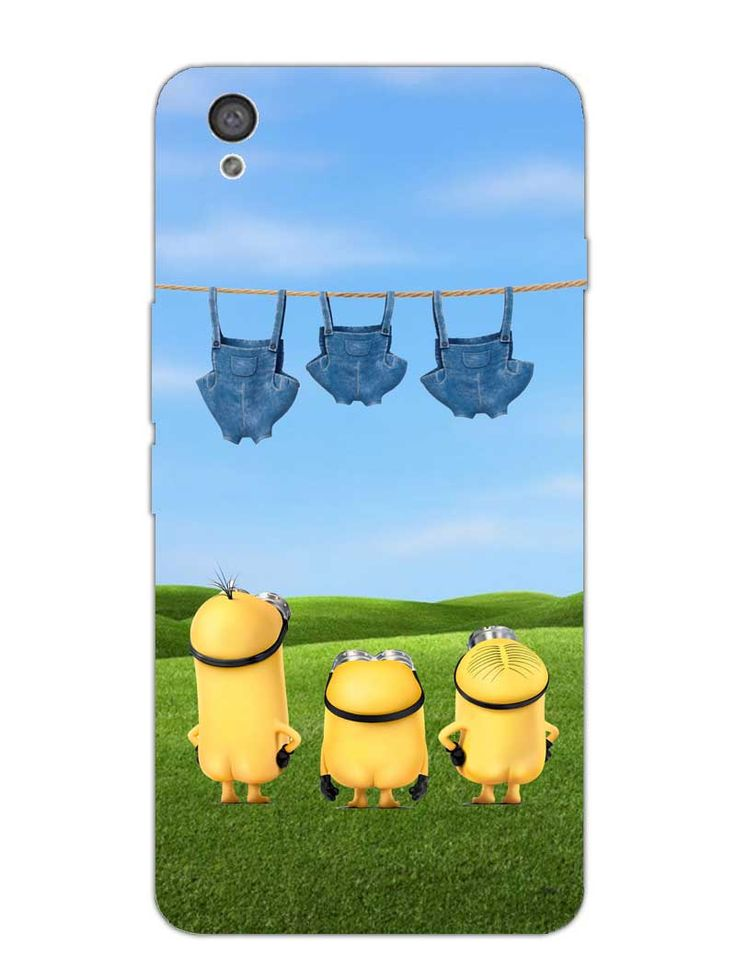 Minions-I - Designer Mobile Phone Case Cover for OnePlus X