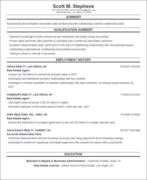job resume template free online resumes for employers builder functional samples examples format