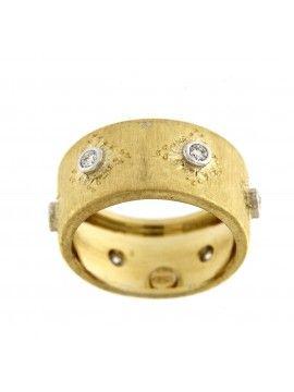 Anello Classico / Classic Florentine Ring