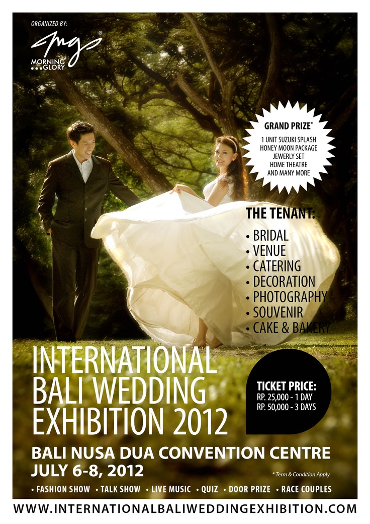 Bali International Wedding Ads 02 - 2011