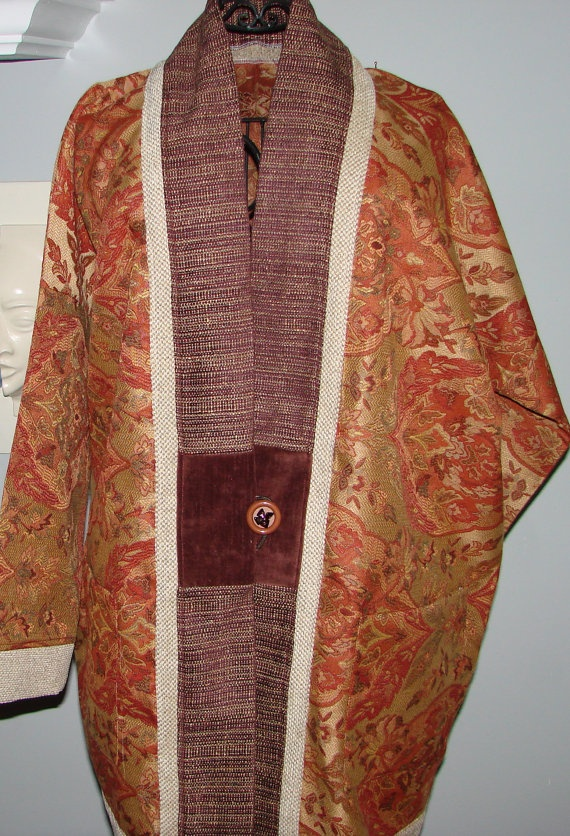 One of a kind designer plus size jacket for women by ALDAme, $125.00