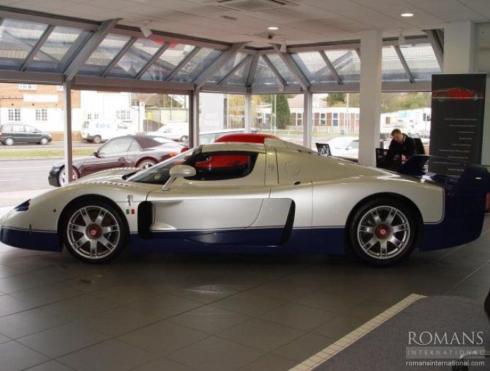 Maserati MC12 | 2005/05 | Used Maserati For Sale