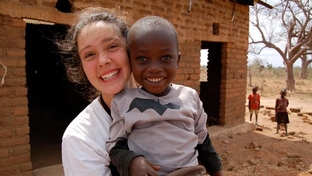 AWESOME article on www.therebelution.com !!!   Riley Banks, Age 17: Building Schools and Opening Orphanages