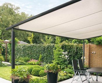 32 best outdoor awning images on pinterest | backyard ideas ... - Awning Ideas For Patios