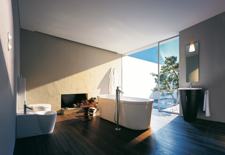In 2004, the second modern bath lounge was designed, inspired by Philippe Starck.