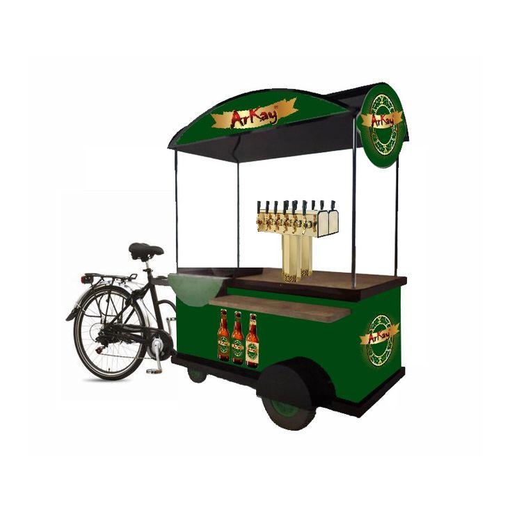 Mobile Beer Dispenser http://www.arkaymaltbeverages.com/mobile-beer-dispenser/34-mobile-beer-dispenser-.html