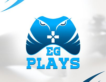 "Check out new work on my @Behance portfolio: ""EgPlays Logo 