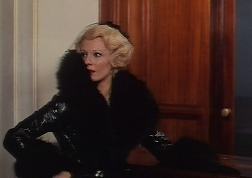 I'm obsessed with Delphine Seyrig's coat in Daughters of Darkness