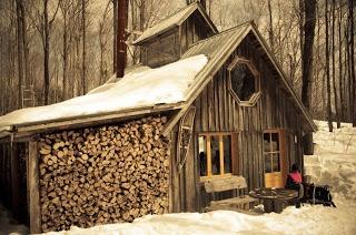 Petite cabane à sucre <3 Small sugar shack