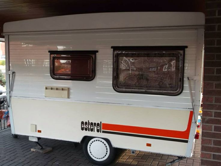 Esterel Folding Caravan Esterel Folding Caravans Pinterest