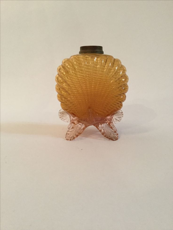 Oil lamp? French maybe? Italian murano 1900s