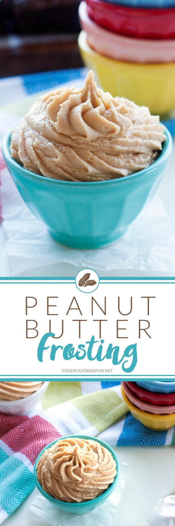 Peanut Butter Frosting – the best ever!