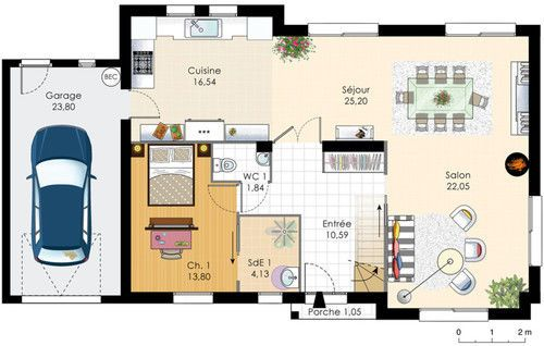 11 best French house plans images on Pinterest French lessons - construire sa maison gratuit