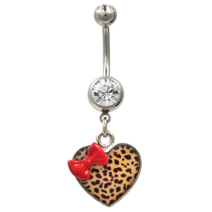 39 best Leopard Lover Body Jewelry images on Pinterest