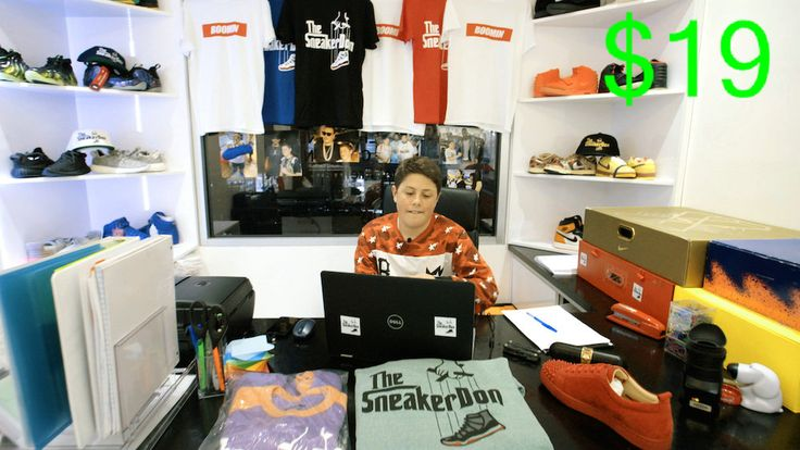 Benjamin Kapelushnik, aka The Sneaker Don, knows a thing or two about shoes. Hes done nearly $1 million in sneaker sales and his clientele includes DJ Khaled and Chris Brown. Oh, and did we mention that hes still in high school? NBD.
