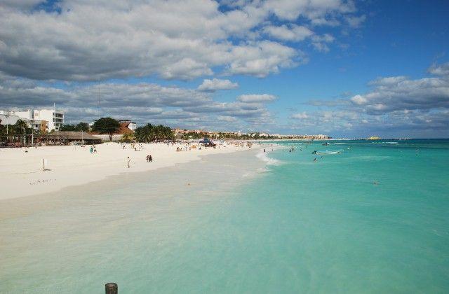 Playa del Carmen, Quintana Roo, México. Foto © Patrick Mreyen #playadelcarmen #quintanaroo #mexico #mexicanbeaches #paradise #playasmexicanas