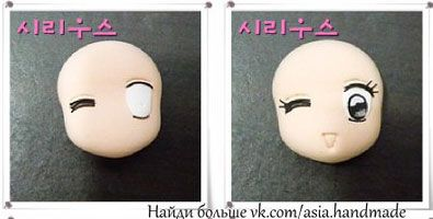 Manga eyes ojos  porcelana fria masa flexible pasta francesa figurine topper modelado modelling fondant