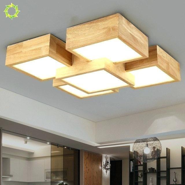 Wooden Ceiling Lights Home Interior Design Ideas Ceiling Lights Lighting Design Interior Ceiling Design Living Room