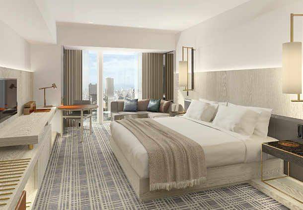 Marriott International enters Taiwan with opening of Taipei Marriott Hotel #taiwan #marriott #luxuryhotels