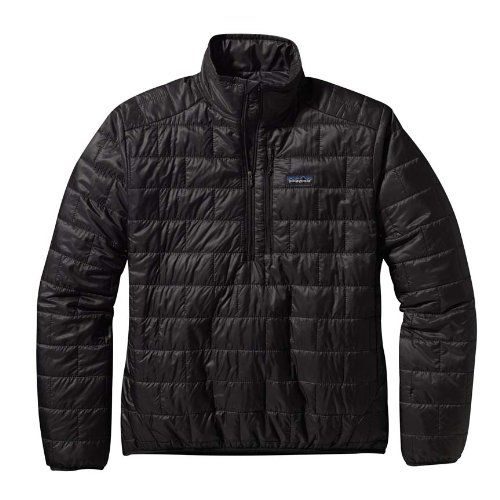 Patagonia Nano Puff Pullover - Men's Black Large Patagonia ++You can get best price to buy this with big discount just for you.++