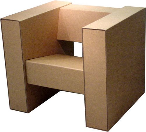 Terramia Creativity With Cardboard