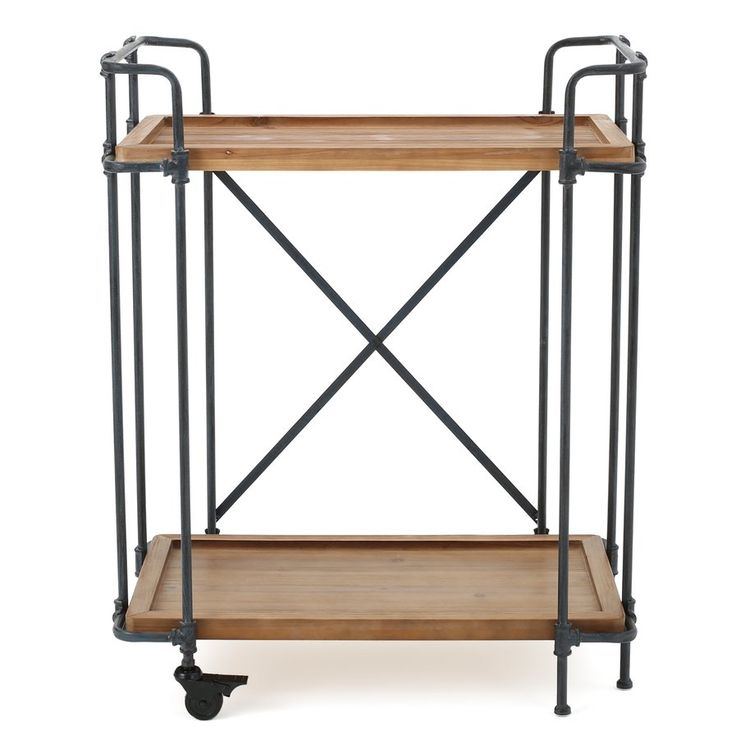 Jarred Outdoor Serving Cart