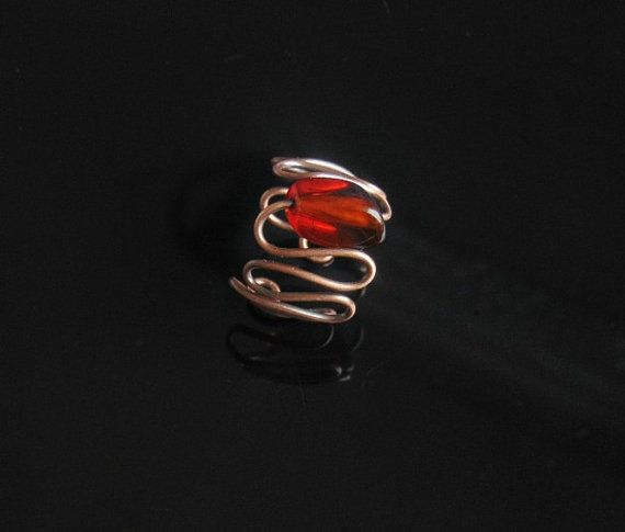 Amber ring amber jewelry amber baltic amber natural by styledonna
