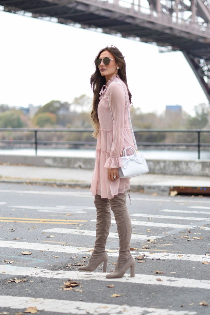 Pink Dress, Over The Knee Boots, White Bag, Sunglasses An affordable item that looks well made and pretty, whether it be a dress, pair of shoes, top.. is what most girls seek. One of my biggest rules for myself, is to never impulse buy, if I see something that I absolutely love and I know I will wear …