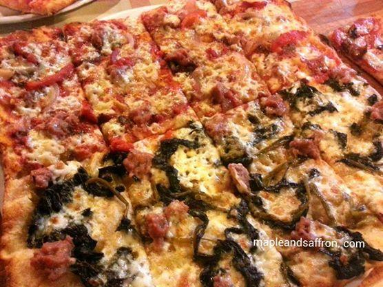 Pizza, pizza, pizza!