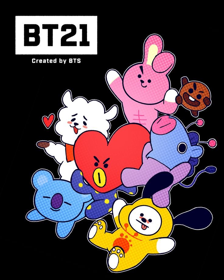 Pin de #BTS #official's!!! #A.R.M.Y en #BT21!!! | Fondo de pantalla bts, Libros kawaii, Portadas ...