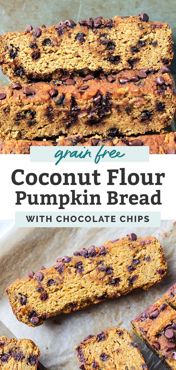 An Easy Paleo Pumpkin Bread Recipe That Is Made With Almond Flour