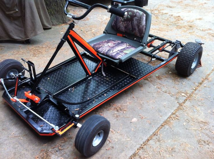 how to make a pedal go kart plans