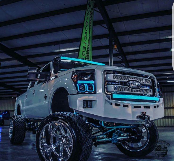Looks good | Lifted trucks, Ford trucks