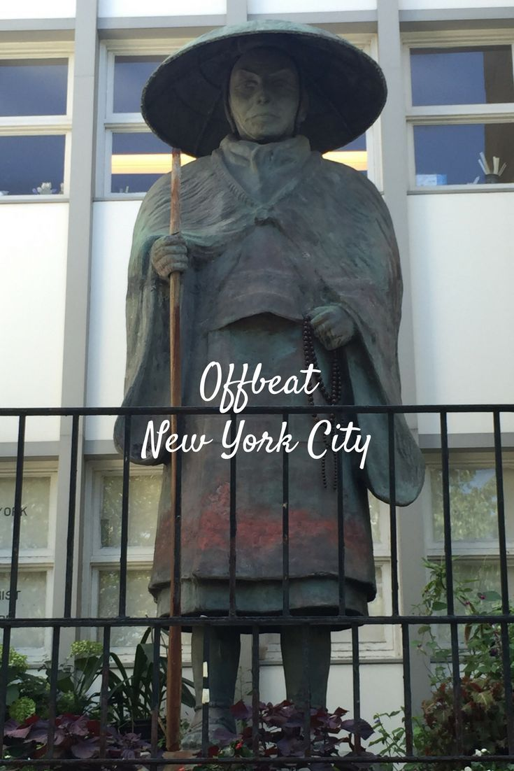 The Best Offbeat Destinations In New York City | Magic, art libraries, and ninja restaurants? Explore it all in NYC!