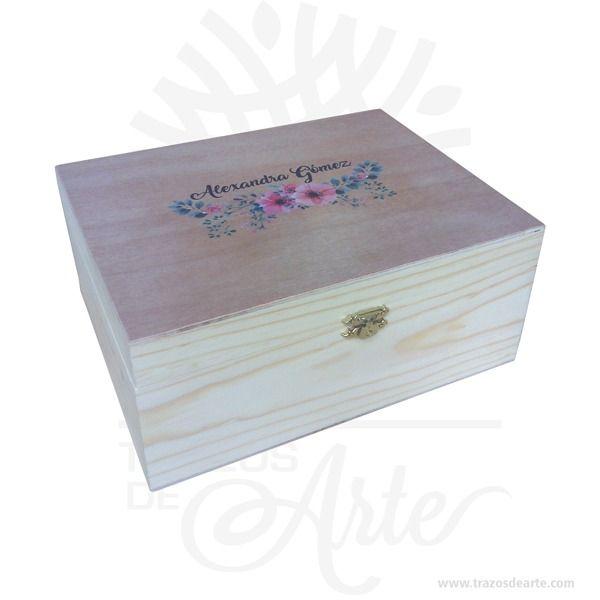 Caja Estuche En Madera Con Cierre De 23 X 18 X 11 Cm Personalizada 32 000 Precio Cop Caja Estuche En Madera Con Cierre De 23 X 18 Cajas Personalizar Madera