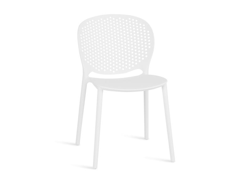 OLA - Dining chair - White