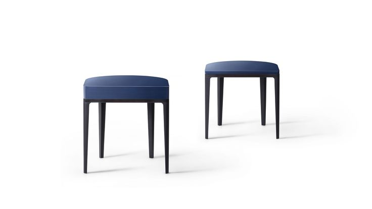 LEMA   Vic by Roberto Lazzeroni, Salone del Mobile 2017.    The unmistakable hand of Roberto Lazzeroni gives life to VIC bedside table that recalls classical lines reinterpreted in a modern guise by the designer. With its agile solid wood structure, Vic is available in two versions, with or without its drawer, the first with a gloss or matt lacquer finish, and the second with a slim marble top.